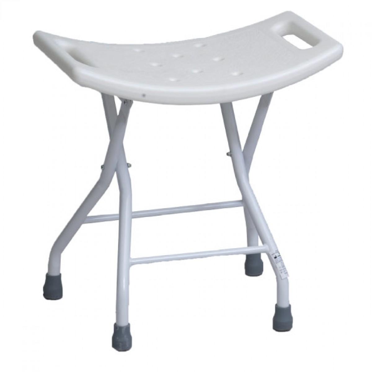Sedile pieghevole da doccia bagno e doccia prodotti for Sgabello bar pieghevole