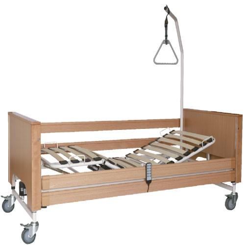 Letto da degenza elettrico a tre snodi elevabile con - Scaldino elettrico da letto ...